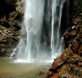 Parabano Falls, Santa Cruz, Bolivia