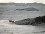 Kystvakten rensker opp i ulovlige tegner i Rongsund