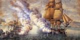 Oeygarden kommune - Blomvaag - Blomoey - Ulvsundet, HMS TARTAR escape Ulvoey
