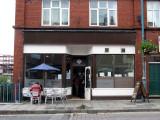 Riverside Cafe on Market Street in Stalybridge