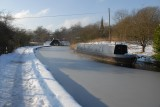 Icy Canal at Friezland
