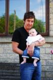 Chris Cyprus and Son