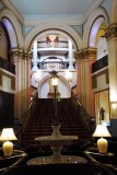 The Grand Hotel Staircase in Scarborough