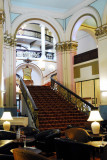 The Grand's Hotel Staircase in Scarborough