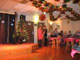 Christmas all set at the AEU club