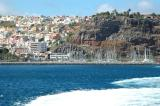 Leaving the Island of La Gomera