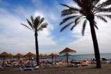 Beach at Marbella