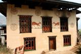 decorated farmhouse