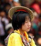 festival dancer-Bhutan