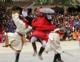 festival-Punakha, Bhutan