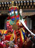 Procession-Punakha festival