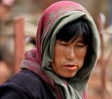 woman of Bhutan 3