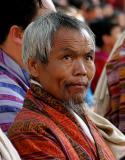 elderly gentleman-Punakha, Bhutan