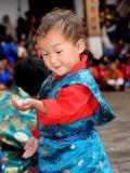child of Bhutan