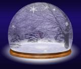 Snow Globe Via FX