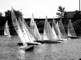 A Model Sailboat (RC) Start