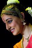 Indian arts of classical dance Bharatanatyam