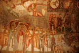 Mural, Cappadocia, Turkey