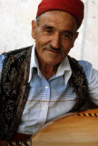 Saz Player, Turkey
