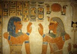 Egyptian Tomb Mural