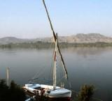 Sailboat, Nile River