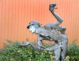 Bush Mime at the Willows