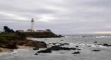 Lighthouse at Pidgeon Point