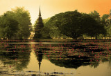 Thai Ancient Capital at Sukhothai