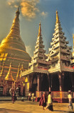 Shwedagon's Pagodas