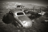 Rusted out in Bodie