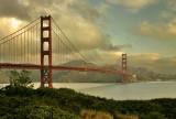 Golden Gate in Summer