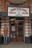 'Taking It Easy' in Winslow Arizona