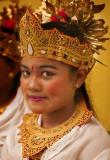 Dancer at Temple Celebration - 1