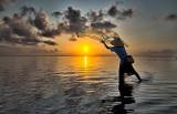 Sunrise Casting