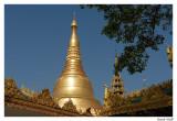 Stupa Gold Rangoon