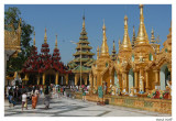 Paya Shwedagon Ragoon