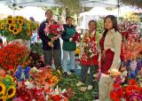 Hmong Flower Family