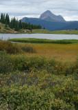 70 lake and engineer mountain