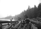 Log Woman