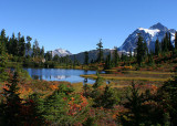 12 Mt Shuksan, Picture Lake