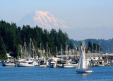 11 sailing at gig harbor