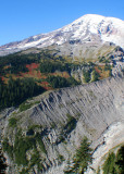 66 fall at nisqually glacier