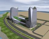 Olympia Complex - Q8 2005 ,Kuwait Architecture