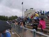 Brave wet fans