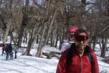 Caminhada pelo Refugio Newmeyer