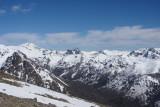 Cerro Catedral - Cerro tronador ao fundo