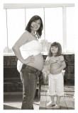 Helo, Mariana & Isabela - 6 meses