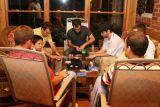 cousins playing poker