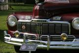 Grillwork of 1948 Mercury Convertible