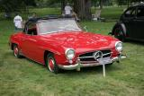 1962 Mercedes Benz 190 SL